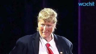 Meryl Streep Transforms Into Donald Trump