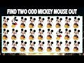 Find The Odd Mickey Mouse Out | Find The...mp3