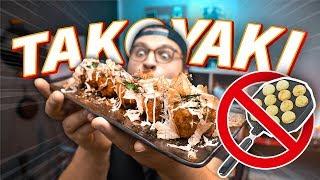 How To Make Takoyaki (Without Takoyaki Pan)