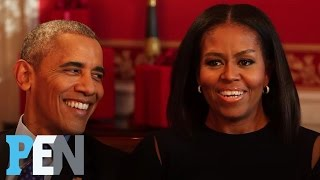 The Final Interview With The Obamas (Full Interview)   PEN   People