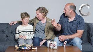 Parents Explain Peer Pressure