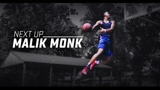 Kentucky-Bound Guard Malik Monk Is a Highlight-Reel Dunker with NBA Greatness in His View
