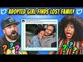 GENERATIONS REACT TO ADOPTED GIRL FINDS ...