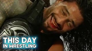 This Day In Wrestling: Happy Birthday Roman Reigns! (May 25th)