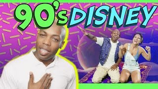90s Disney by Todrick Hall ft. Shoshana Bean