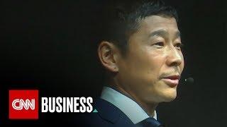 Yusaku Maezawa: Meet SpaceX