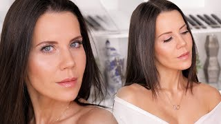 """MY GLOWING """"Natural"""" MAKEUP ROUTINE"""