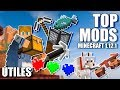 TOP MODS ÚTILES para MINECRAFT 1.12.1 -...mp3