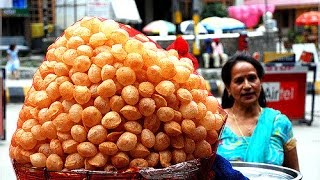 AMAZING & CRAZY STREET FOODS IN INDIA | INDIAN