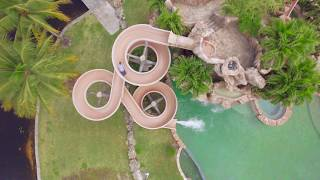 SPACED OUT: MOST AMAZING POOL WITH WATERSLIDE EVER!!