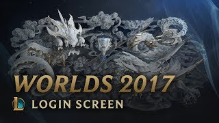 World Championship 2017 | Login Screen - League of Legends