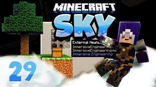 EnderIO Start! - Minecraft SKY Ep. 29 | VeniCraft