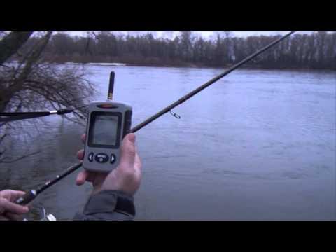 эхолот для фидерной ловли видео