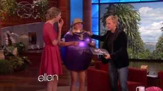 Taylor Swift Meets Her Biggest Fan