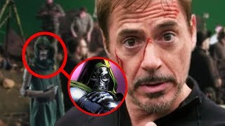 Robert Downey Jr. LEAKED Set Interview Reveals Avengers 4 Spoiler
