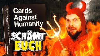 HWSQ #102 - Schämt euch! - Cards Against Humanity