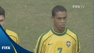 Ronaldinho, Maradona, Inamoto & More - Before They Were Stars (U-20 World Cup)