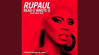 RuPaul - Read U Wrote U (without Roxxxy)