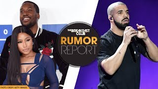Nicki Minaj Says Meek Mill and Drake