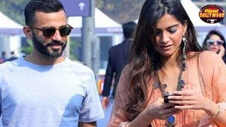 Anand Makes His Love Public For Sonam Kapoor | Bollywood News