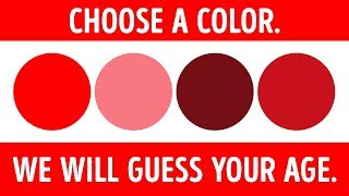 A Color Test That Can Tell Your Mental Age