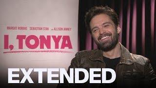Sebastian Stan Talks 'I, Tonya', Luke Skywalker | EXTENDED