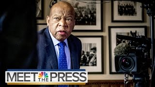 Lewis Calls For Special Commission to Investigate Russian Interference | Meet The Press | NBC News