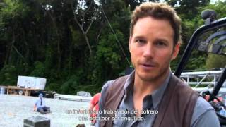 Making Of Jurassic World in Oahu & Kauai, Hawaii.