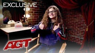 Dunkin' Presents AGT Golden Buzzer Reactions: Sophie Pecora - America's Got Talent 2019
