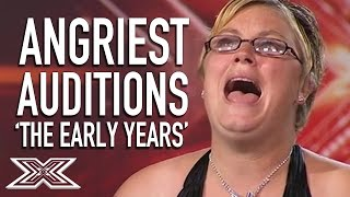 Angriest Acts: X Factor UK