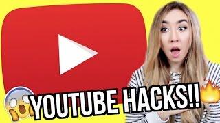Youtube HACKS / Tricks die DU ausprobieren MUSST !! ( FUNKTIONIERT SOFORT )