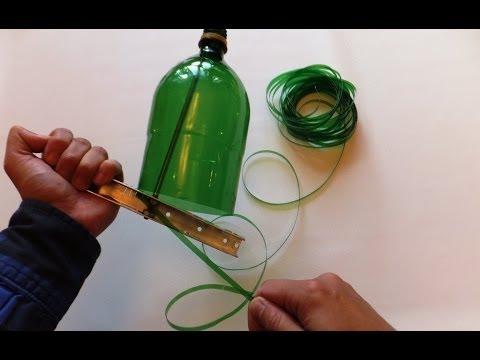 Станок для нарезки пластиковых бутылок своими руками