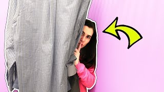 CREEPIEST HIDING SPOT!!!