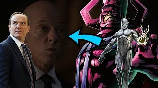SIlver Surfer And Galactus Coming To Agents Of SHIELD Season 5