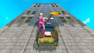Golf carts are too OP