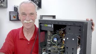 Gaming PC Build With My Dad!