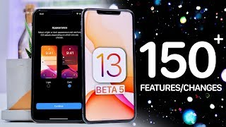 iOS 13 Beta 5! 150+ New Features & Changes