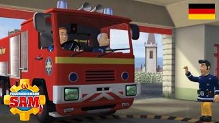 Feuerwehrmann Sam   Feuer in der Feuerwache   Cartoons für Kinder