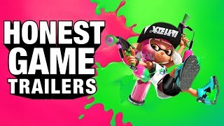 SPLATOON 2 (Honest Game Trailers)
