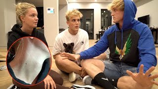 The truth about the assault... (Banks VS. Brother Jake)