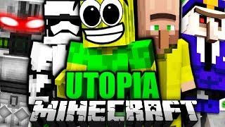 Das UTOPISCHE ABENTEUER!! - Minecraft UTOPIA DOWNLOAD