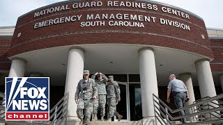 US Coast Guard helps with Hurricane Florence rescue efforts