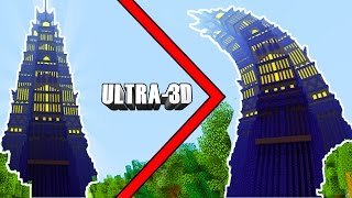 VON 3D zu ULTRA 3D?! - Minecraft [Deutsch/HD]