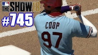 PLAYERS WEEKEND COOP JERSEY!   MLB The Show 18   Road to the Show #745