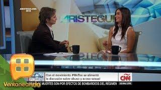 Paola Núñez también revela situación de acoso   Ventaneando