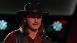 The Voice 2015 Blind Audition   Cody Wickline   He Stopped Loving Her Today