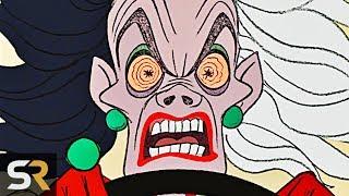 10 Messed Up Origin Stories of Disney Villains