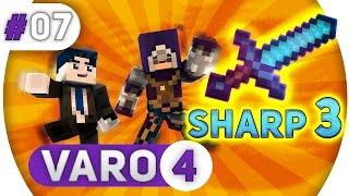 #ZickZack Merch & Sharp III Diaschwert! - Minecraft VARO 4 Ep. 07 | VeniCraft | #ZickZack