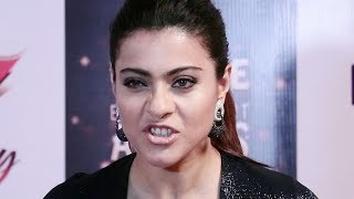 Kajol GETS Angry On Reporter For Asking Too Many Questions