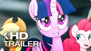 MY LITTLE PONY: The Movie ALL Trailer & Clips (2017)